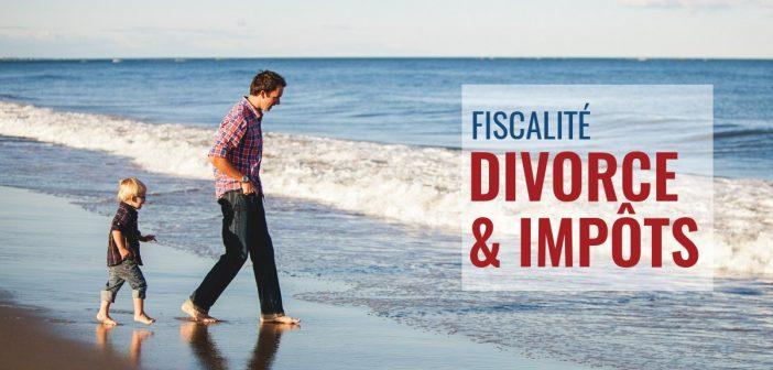 divorce et impots