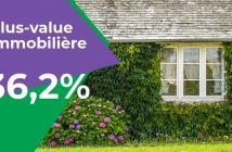 plus value immobilière