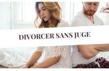 divorcer sans juge