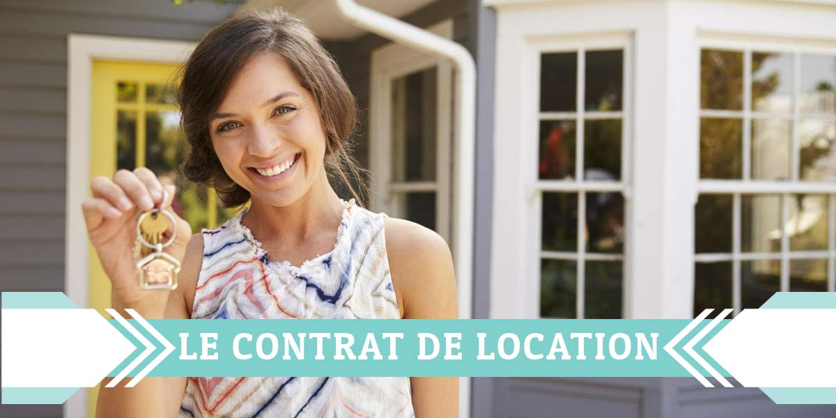 contrat de location, bail
