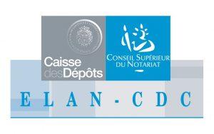 logo ELAN CDC