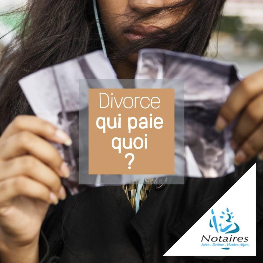 combien coute un divorce
