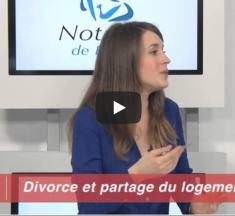 Divorce : le partage du logement