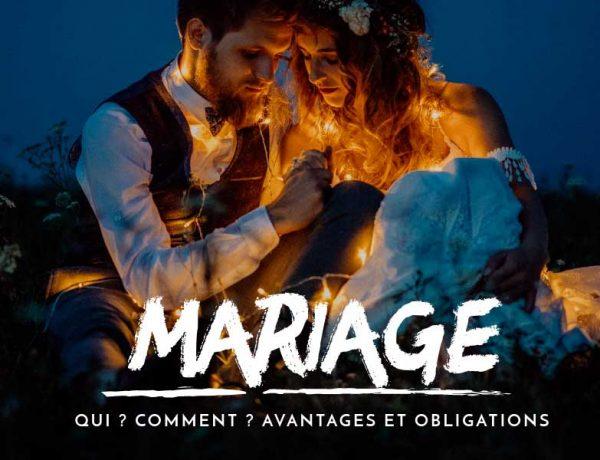 Le mariage: Pour qui? Pourquoi? Comment?