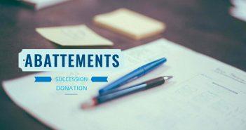 abattements donation succession