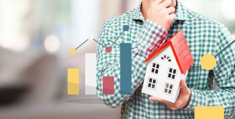 Infographie, le marché immobilier dans l'ancien dans la Drôme, les Hautes-Alpes et en Isère