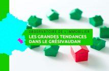 Observatoire de l'immobilier, les grandes tendances en Grésivaudan en 2018