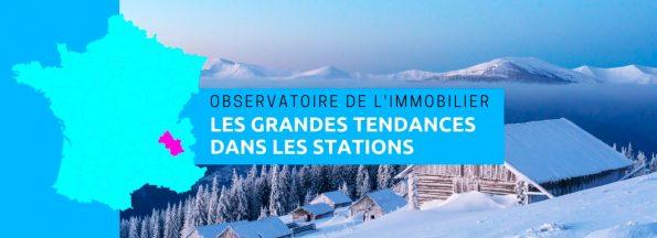 Observatoire de l'immobilier en Isère en 2018, l'immobilier de montagne à la loupe
