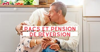 pacs et pension de réversion