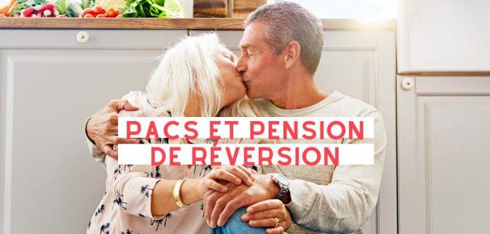 pacs et pension de réversion