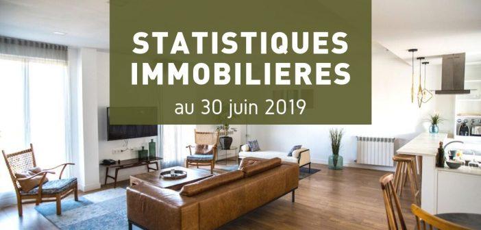 statistiques immobilières 2019