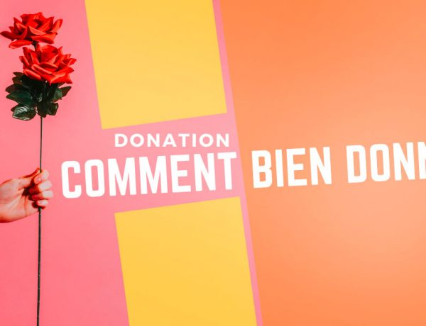 Donation… Faisons le point !