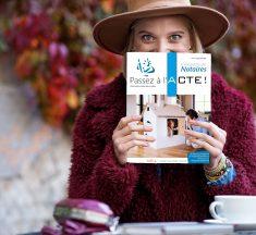 Passez à l'acte, le magazine d'infos des notaires pour vous – octobre 2020